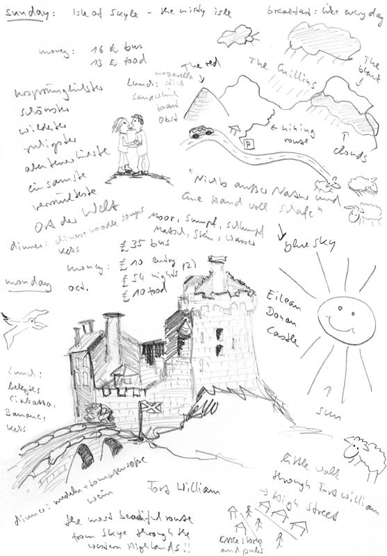 Tagebuch Seite 5